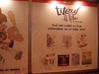 [Evènement] Salon du livre 2011 - Titeuf