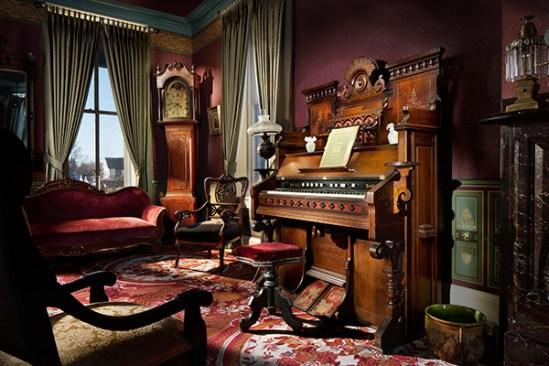 19th Century Parlor