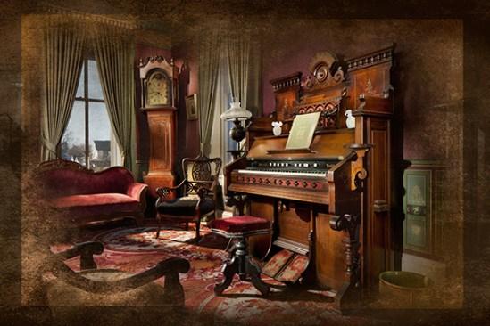 19th Century Organ