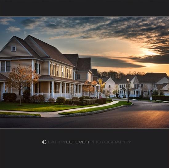 Charter Homes Neighborhood