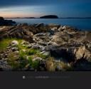 Toward Bald Porcupine Island