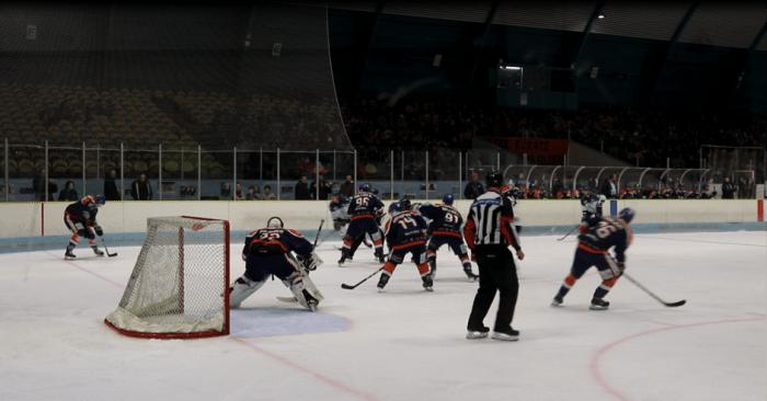 En difficulté à domicile, les Sangliers Arvernes disputent leurs matchs devant de nombreux sièges vides. Photo : Adrien Michaud