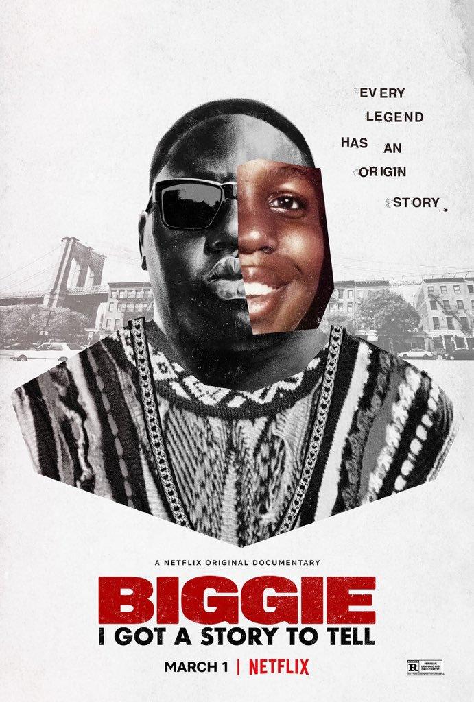 "Affiche du documentaire ""I Got A Story To Tell Image"". Crédit : Netflix"