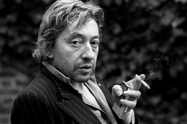 Serge Gainsbourg, 1980. Crédit : Getty Images