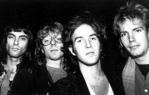 Dream Syndicate ble reddet av Danny & Dusty, forteller Steve Wynn (foran). (Foto: All Music)