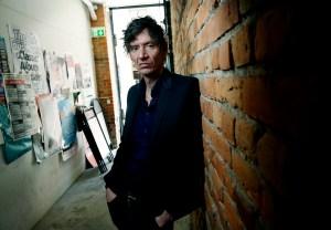Den nederlandske forfatteren Peter Buwalda er aktulle på norsk med sin debutroman «Bonita Avenue». (Foto: Kristin Svorte)