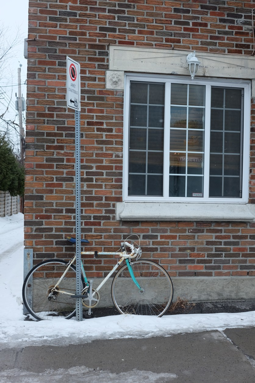vélo hochelaga, 375ème de Montréal