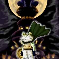 【クロノトリガー】魔王城とカエル