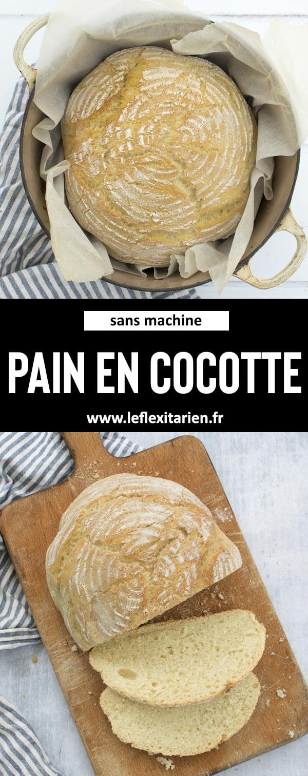 Pain En Cocotte 2020 © Annabelle Randles The Flexitarian Le Flexitarien