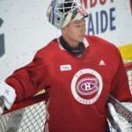 Michael McNiven rappelé par les Canadiens