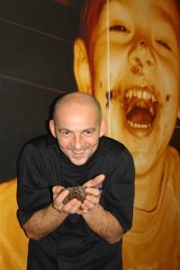 Johann Joncour - chocolatier - le fournil des menhirs - Plomelin (29)