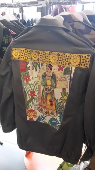 Redonner une nouvelle vie à des vêtements