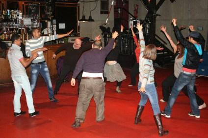 Jeux dansés