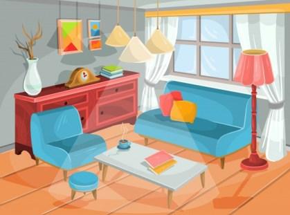 mon salon - le français illustré vidéo 146