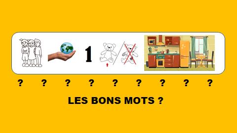 apprendre le français avec le Français illustré - jeu sur la vidé 147