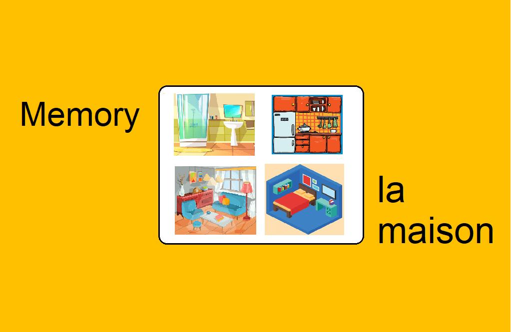 Memory La maison