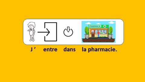 A la pharmacie – vidéo 157