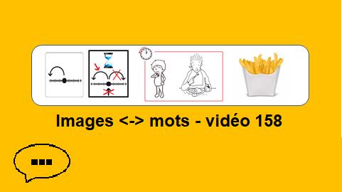 vidéo 158 - Images et mots