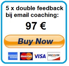 5 coaching double feedback by email