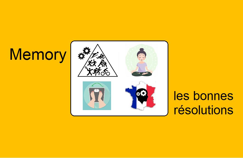 Memory Les bonnes résolutions