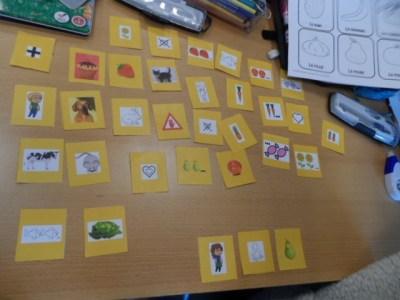 utilisation des cartes du français illustré en classe
