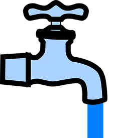 un robinet