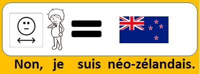 Non, je suis néo-zélandais.