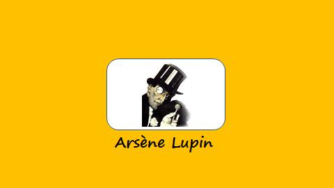 Arsène Lupin  – vidéo 214