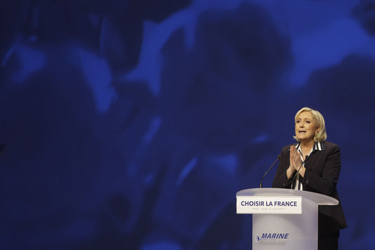 Marine Le Pen et Le Front National actualités