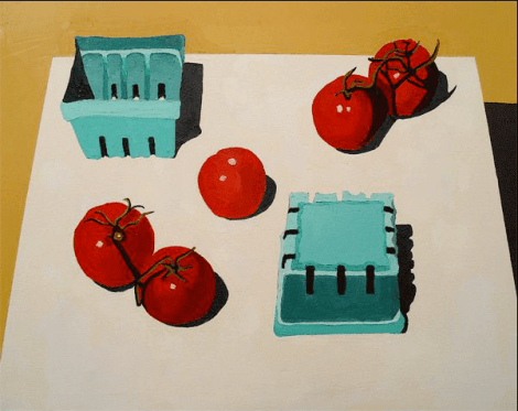 """Tomatoes"" // Oil"