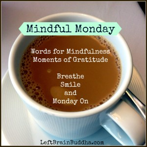 Mindfulness and Gratitude: Transition Time