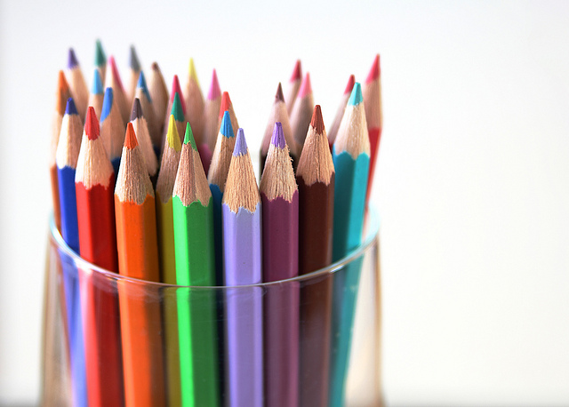 Mindfulness and Gratitude: Bouquets of Sharpened Pencils