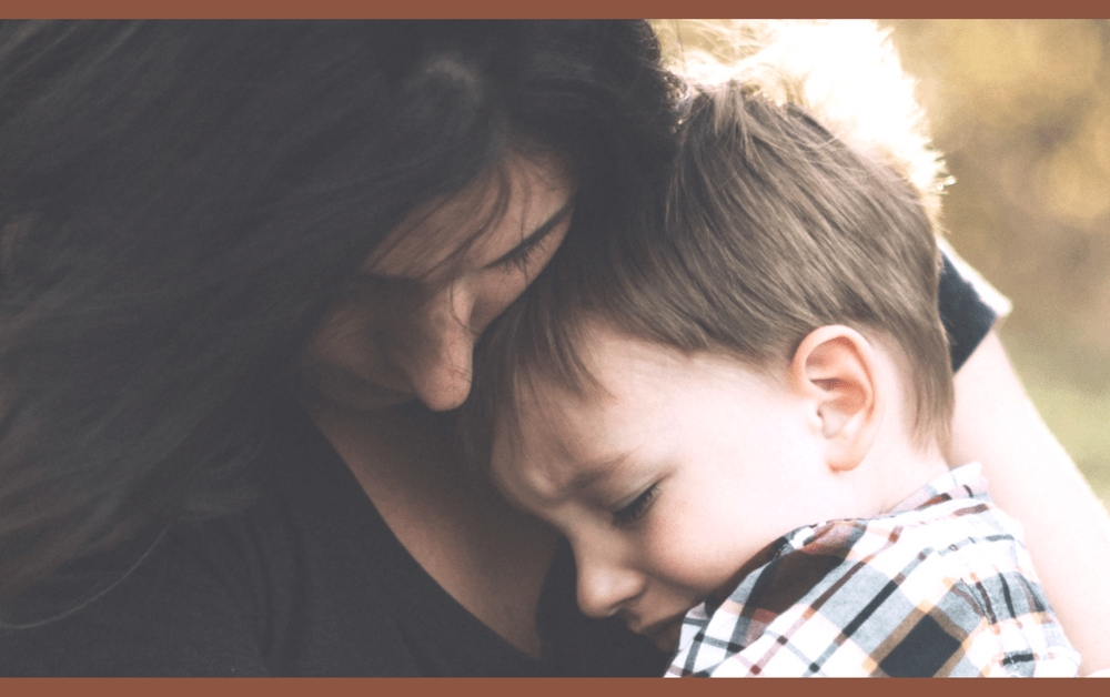 Dear Exhausted, Struggling Mama…