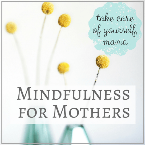 self-care-for-mothers