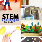 15 Stem Challenges For Kids Left Brain Craft Brain