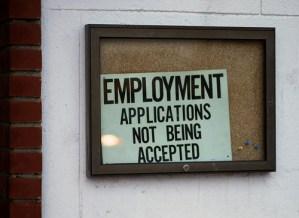 Employment - photo by Jeremy Sternberg