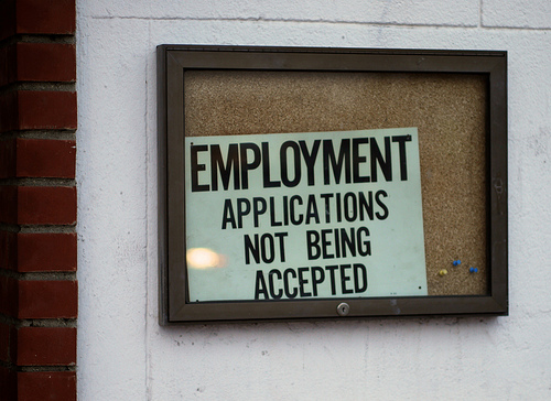 Employment - photo by Jeremy Sternberg
