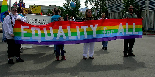 Equality for All - photo by Mel Green