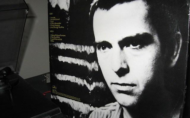 Peter Gabriel - photo by Charlie & Kasie Bennett