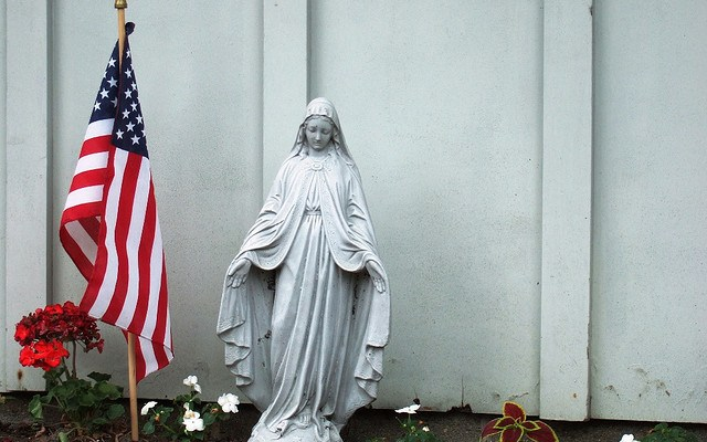 Separation of Church & State - photo by Peas