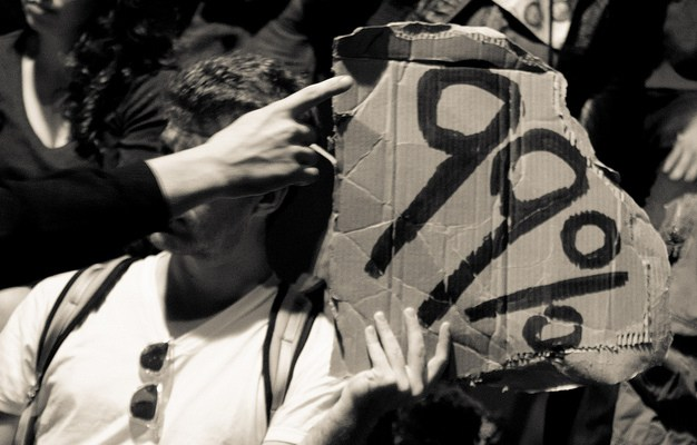 The 99% - photo by Christopher Smith