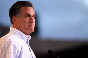 Mitt Romney - photo by Gage Skidmore