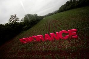 Ignorance - photo by Filippo Minelli