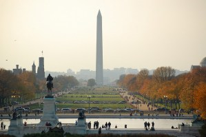 National Mall - photo by Photo Phiend