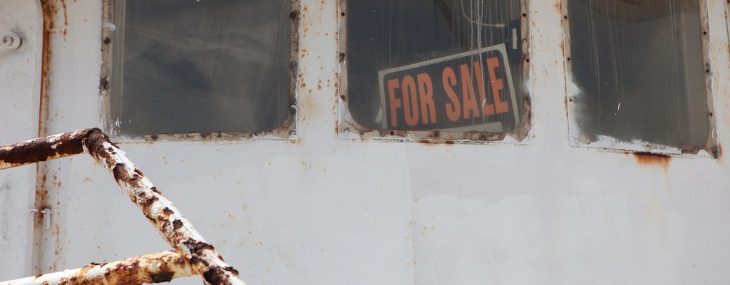 Fishing Boat for Sale - photo by kk+