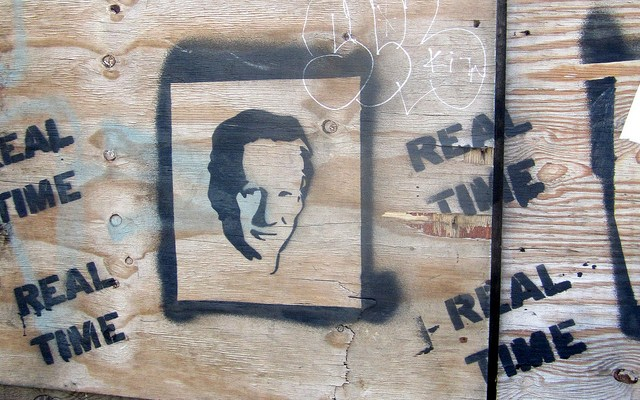 Real Time with Bill Maher - Brooklyn, NYC - photo by Wally Gobetz