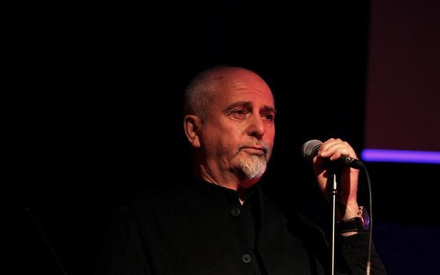 Peter Gabriel - photo by Skoll World Forum