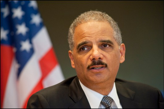 U.S. Attorney General Eric Holder - photo by European Parliament