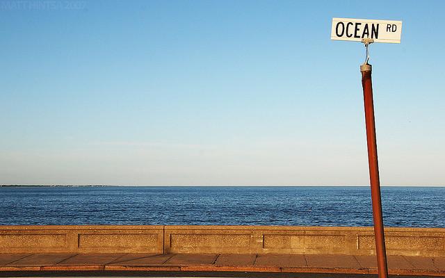 Ocean Road - photo by Matt Hintsa