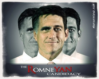 Romney and Ryan - The RomneYAN Candidacy